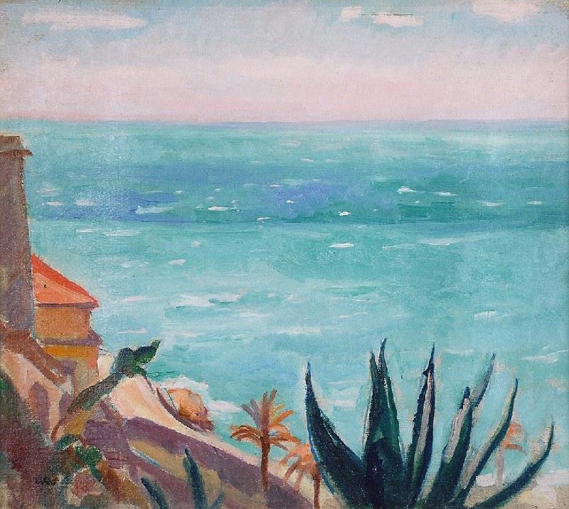 Wojciech WEISS (1875-1950), Riwiera
