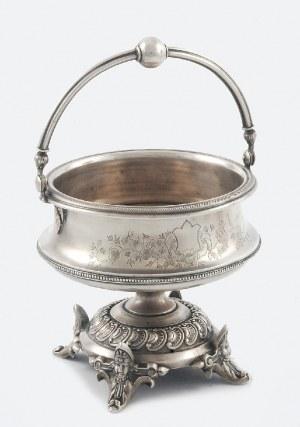WERNER i Ska (w 1864 przejął warsztat Karola Filipa Malcza, firma czynna do 1939), Paterka - koszyczek