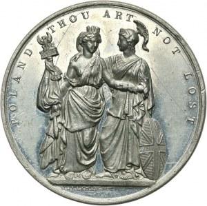 Medal polskiej emigracji z 1833 roku