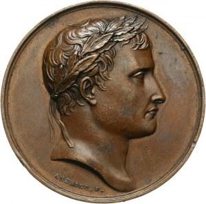Francja, Napoleon Bonaparte, medal z okazji inauguracji Orderu Legii Honorowej