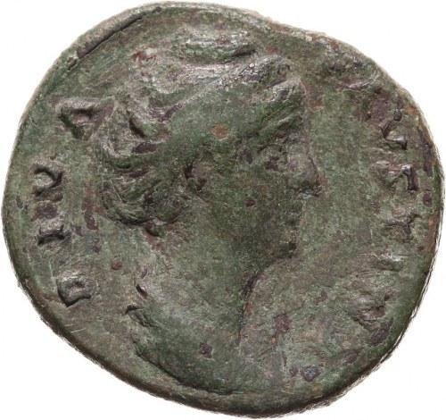 Faustyna I 138-141 (żona Antonina Piusa), as po 141, Rzym