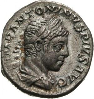 Heliogabal 218-222, denar ok. 222, Rzym