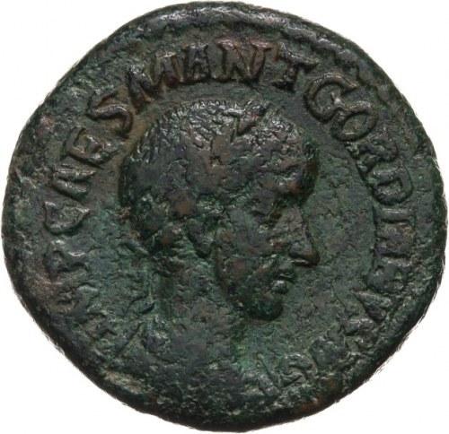 Moesia Superior - Viminacjum - Gordian III 238-244, sestercja 2 rok panowania (240-241), Viminacjum