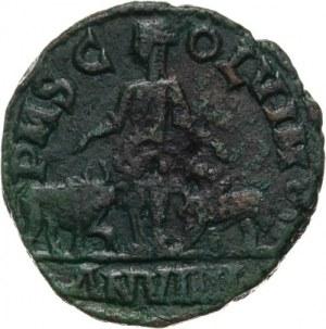Moesia Superior - Viminacjum - Filip I 244-249, sestercja 9 rok (246), Viminacjum