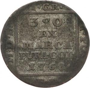 Stanisław August Poniatowski 1764-1795, grosz srebrny 1768 FS, Warszawa