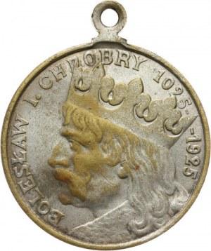 Polska, II Rzeczpospolita Polska 1918-1939, medal Bolesław Chrobry 1025-1925.