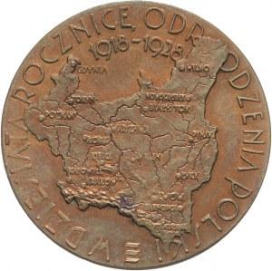Polska, medal z Powszechnej Wystawy Krajowej w Poznaniu 1929