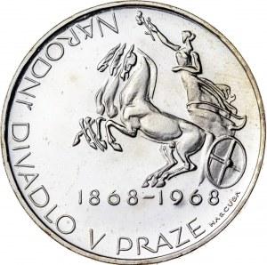 10 koron 1968, Czechosłowacja, PROOF