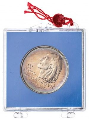 20 koron 1972, Czechosłowacja, PROOF