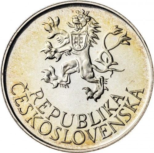 25 koron 1955, Czechosłowacja, PROOF