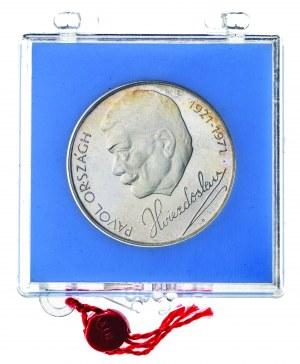 50 koron 1971, Czechosłowacja, PROOF