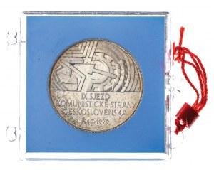 50 koron 1979, Czechosłowacja, PROOF