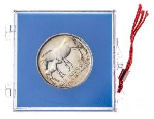 50 koron 1987, Czechosłowacja, PROOF