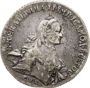 rubel 1762, Katarzyna II, 1762-1796, Rosja