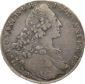 talar 1771, Maksymilian III, 1745-1777, Amberg, Bawaria, Niemcy