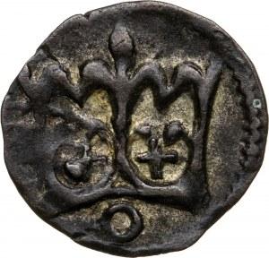 denar, Kazimierz Jagiellończyk, 1447-1492
