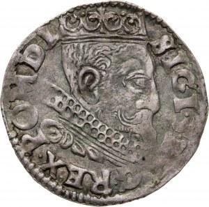 trojak, 1598, Zygmunt III Waza, 1587-1632, Wschowa