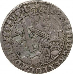 ort, 1623, Zygmunt III Waza, 1587-1632, Bydgoszcz
