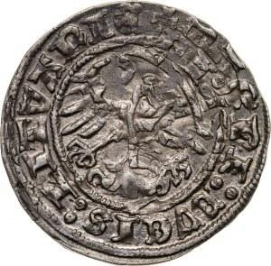 półgrosz 1511, Zygmunt I Stary, 1506-1548, Wilno