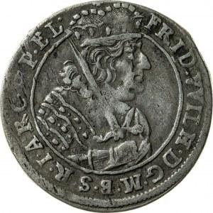 ort, 1685, Fryderyk Wilhelm, Królewiec