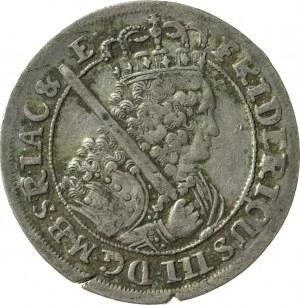 ort, 1699, Fryderyk III, Królewiec