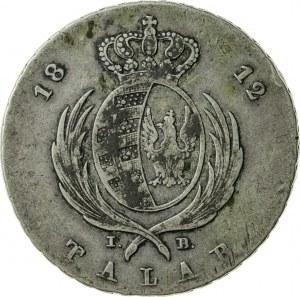 talar, 1812, Księstwo Warszawskie