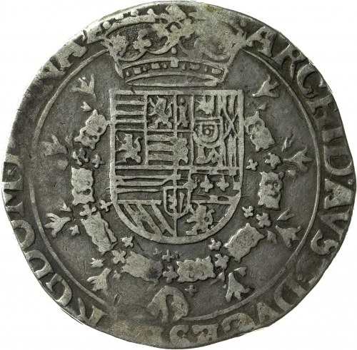 patagon, Albert i Izabela 1598-1621, Niderlandy Hiszpańskie