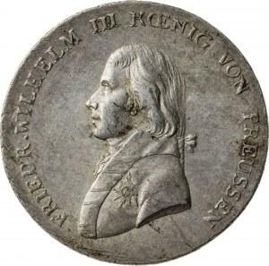 talar, 1799, Wilhelm III, B (Breslau-Wrocław), Prusy