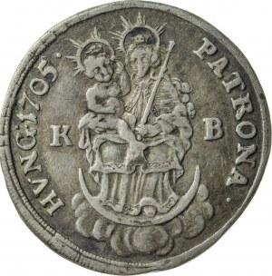 1/2 talara, 1705, Węgry