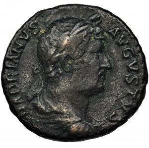 Cesarstwo Rzymskie, Hadrian (117-138), Sesterc