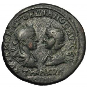Rzym Prowincjonalny, Markianopolis, Gordian III i Trankilina (238-244), Pentassarion