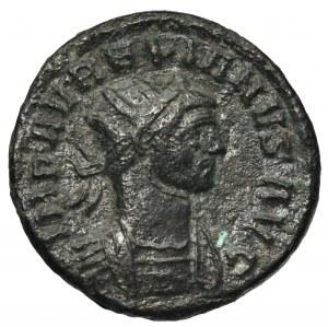 Cesarstwo Rzymskie, Aurelian (270-275), Antoninian bilonowy