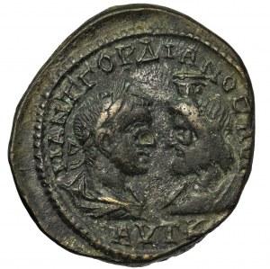 Rzym Prowincjonalny, Markianopolis, Gordian III (238-244), Pentassarion - rzadki
