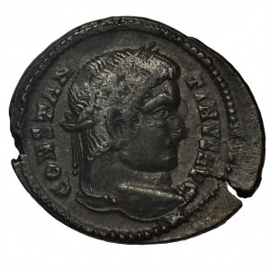 Cesarstwo Rzymskie, Konstantyn I Wielki (307-337), Follis