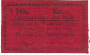 Obóz, Fabryka Żelaza Trelenberg (Wrocław), 1 marka 1916 - czerwona