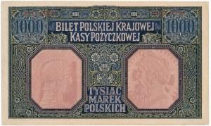 1.000 marek 1916 Generał - DUŻA RZADKOŚĆ