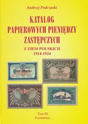 Podczaski Andrzej - Emergency money catalogue Volume III