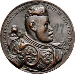 Medal magnacki Mikołaja Zebrzydowskiego z 1619 roku