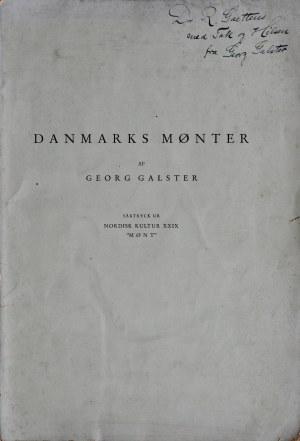 Galster G., Danske mønter.