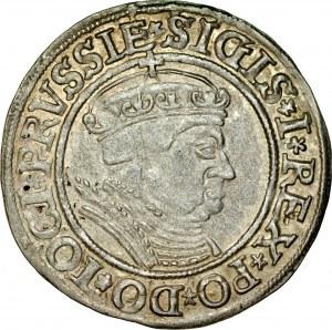 Zygmunt I Stary 1506-1548, Grosz 1534, Toruń.