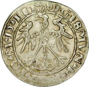Zygmunt I Stary 1506-1548, Grosz 1536 I, Wilno.