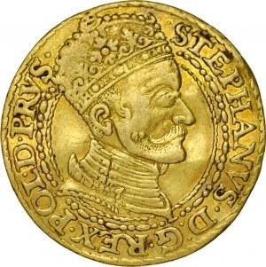 Stefan Batory 1576-1586, Dukat 1583, Gdańsk.