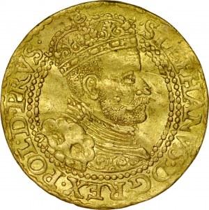Stefan Batory 1576-1586, Dukat 1586, Gdańsk.