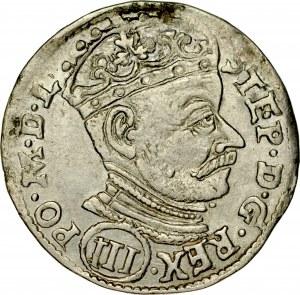 Stefan Batory 1576-1586, Trojak 1580, Wilno.