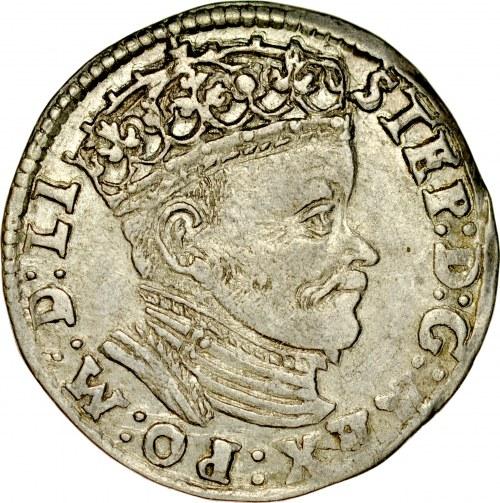 Stefan Batory 1576-1586, Trojak 1584, Wilno.