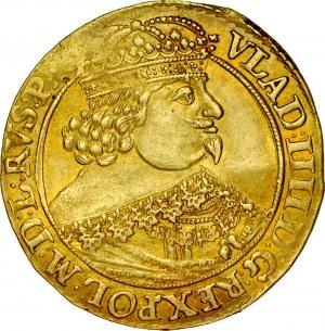 Władysław IV 1632-1648, Dukat 1639, Gdańsk.
