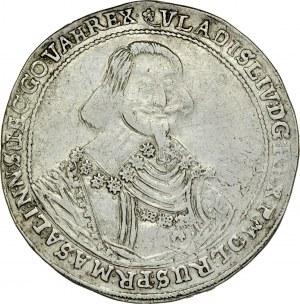 Władysław IV 1632-1648, Talar 1636/5, Elbląg.