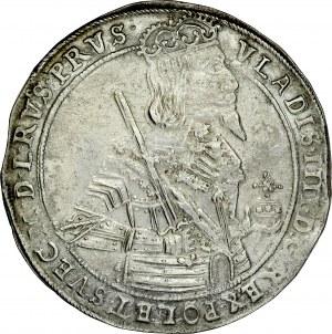 Władysław IV 1632-1648, Talar 1638, Toruń.