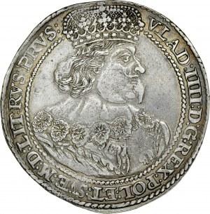 Władysław IV 1632-1648, Talar 1640, Gdańsk.