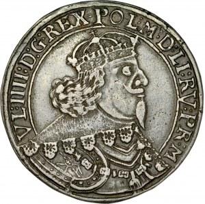 Władysław IV 1632-1648, Półtalar 1642, Bydgoszcz.